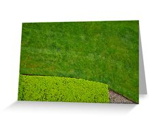 Verdure Greeting Card