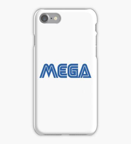 MEGA (SEGA) iPhone Case/Skin