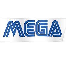 MEGA (SEGA) Poster