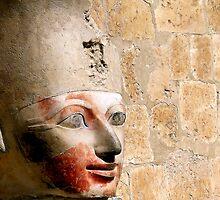 Queen Hatshepsut.. by Michelle McMahon