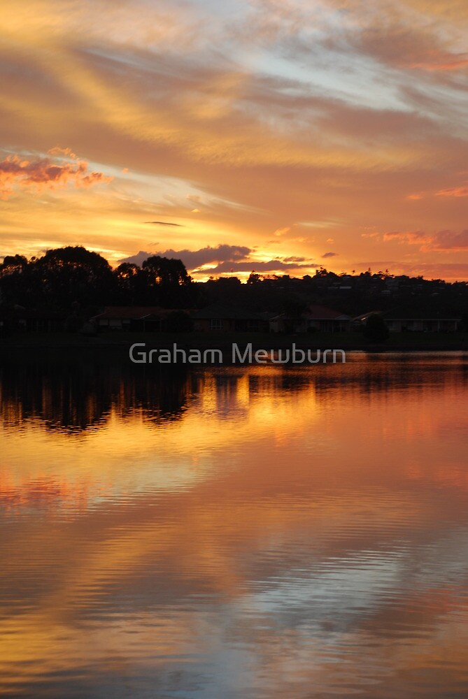 Gold, Gold and more Gold by Graham Mewburn