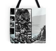 PART NINE A - The Queen's Bishop Sends in the Artillery... Tote Bag