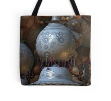 Electrically Charged  Tote Bag