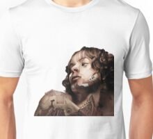 Leather woman Unisex T-Shirt