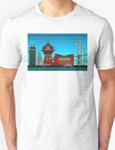 Futurama Pixelated T-Shirt