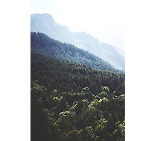 Layers Photographic Print