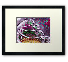 Incense and Peppermints Framed Print