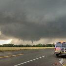 Canton Oklahoma Tornado!  by Jeremy  Jones
