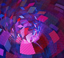 Portal Squares by Beatriz  Cruz