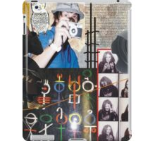 Equilibrium - the sharp edges of altered reality iPad Case/Skin