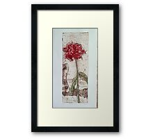 Amelie's Rose Framed Print