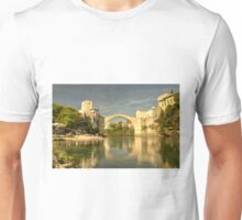 The Old Bridge at Mostar Unisex T-Shirt