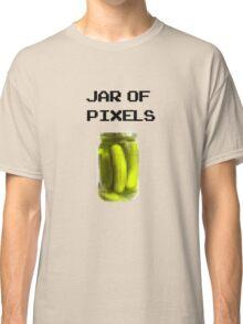 Jar of Pixels Classic T-Shirt