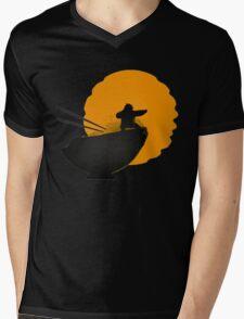 Kung Fu Panda Mens V-Neck T-Shirt