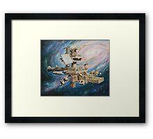 Celestial Voyagers Framed Print