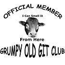Grumpy Old Git Club by Stephen Willmer