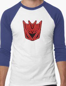Transformers - Decepticons Men's Baseball ¾ T-Shirt