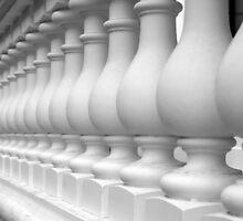 Notting Hill Columns by Julian Raphael Prante