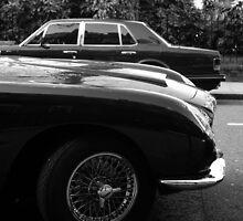 Aston Martin and Bentley by Julian Raphael Prante