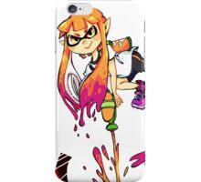 Squid Kid Transformation iPhone Case/Skin