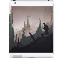 The traveller iPad Case/Skin