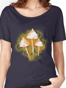 Shrooms. Magic Mushrooms Women's Relaxed Fit T-Shirt