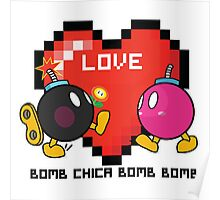 Bomb Bomb <3 Poster