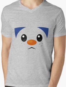 Pokemon - Oshawott / Mijumaru Mens V-Neck T-Shirt