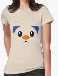 Pokemon - Oshawott / Mijumaru Womens Fitted T-Shirt