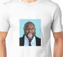 VECTOR PORTRAIT----terry crews Unisex T-Shirt