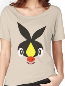 Pokemon - Tepig / Pokabu Women's Relaxed Fit T-Shirt