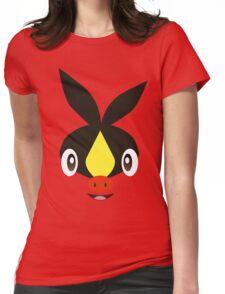 Pokemon - Tepig / Pokabu Womens Fitted T-Shirt