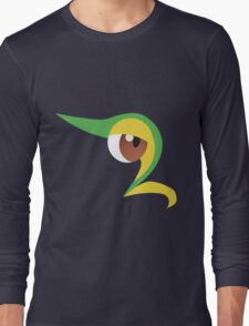 Pokemon - Snivy / Tsutarja Long Sleeve T-Shirt