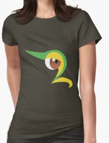 Pokemon - Snivy / Tsutarja Womens Fitted T-Shirt