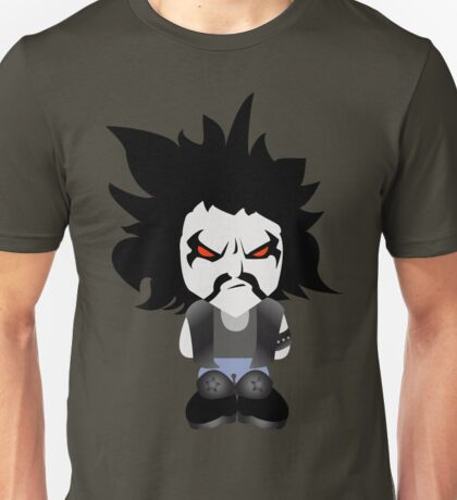 The Lobo plushie Unisex T-Shirt