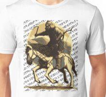 Bilge Kağanın Sözü / Atlı Asker Unisex T-Shirt