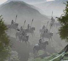 border raiders by Joe Rice