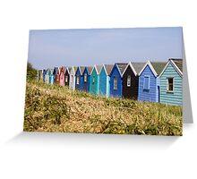 Beach Hut backs Greeting Card