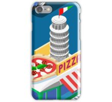 Food Truck Collection iPhone Case/Skin