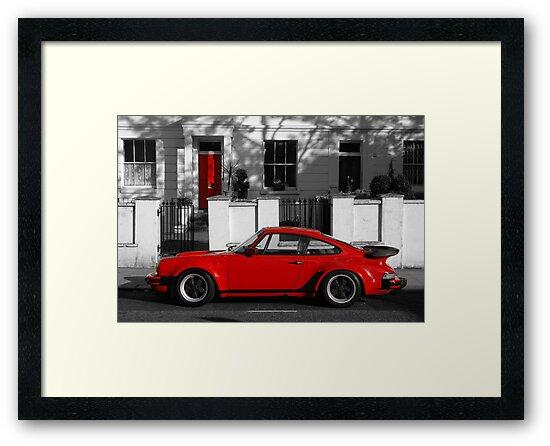 Red Door vs Turbo by Julian Raphael Prante