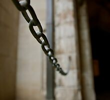 Chained, Melbourne Uni, Melbourne by saifster