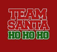 Team Santa Claus ho ho ho by Boogiemonst