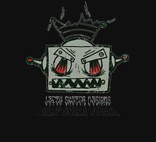 distressed robot Unisex T-Shirt