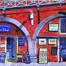 Under the Arches by Paula Oakley