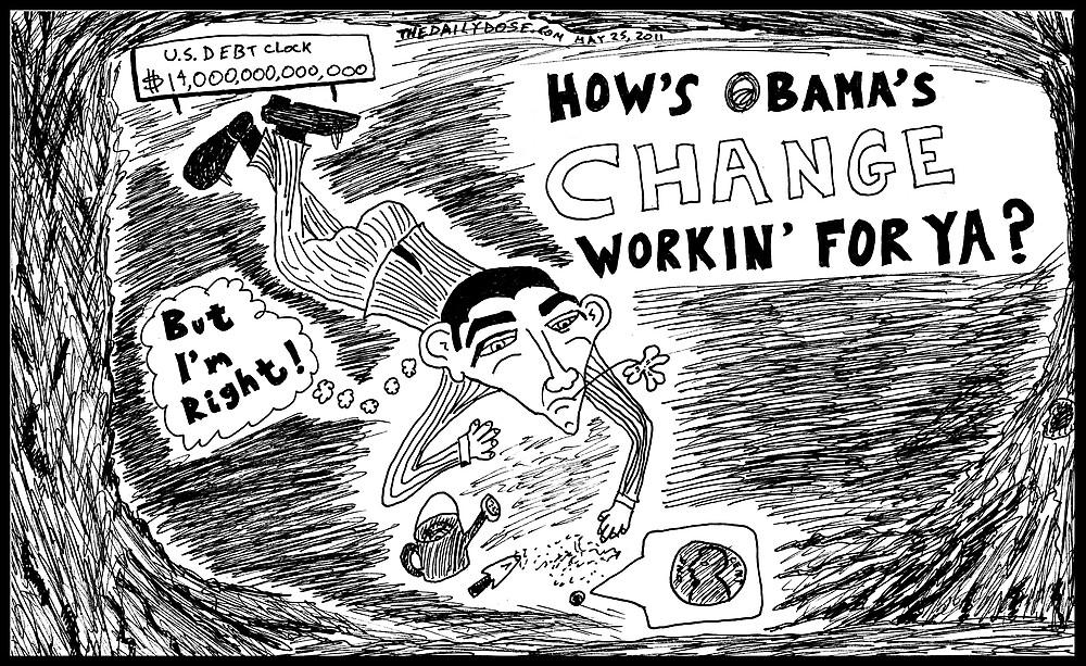 President Obama Economies of FAIL by bubbleicious