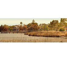 Canning River #3, Shelley, Western Australia Photographic Print
