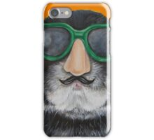 Bubba Loves Silly Glasses iPhone Case/Skin
