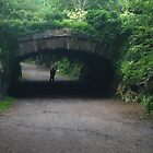 """Tunnel of Love - Central Park West by Christine """"Xine"""" Segalas"""