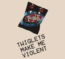 Twiglets Make Me Violent by thealexisdesign