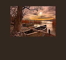 Dreaming of leaving - Petron lake, Florina Unisex T-Shirt